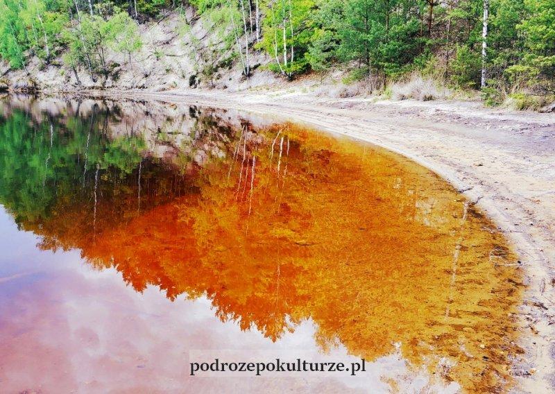 ciekawe miejsca w Polsce geopark kopalnia babina