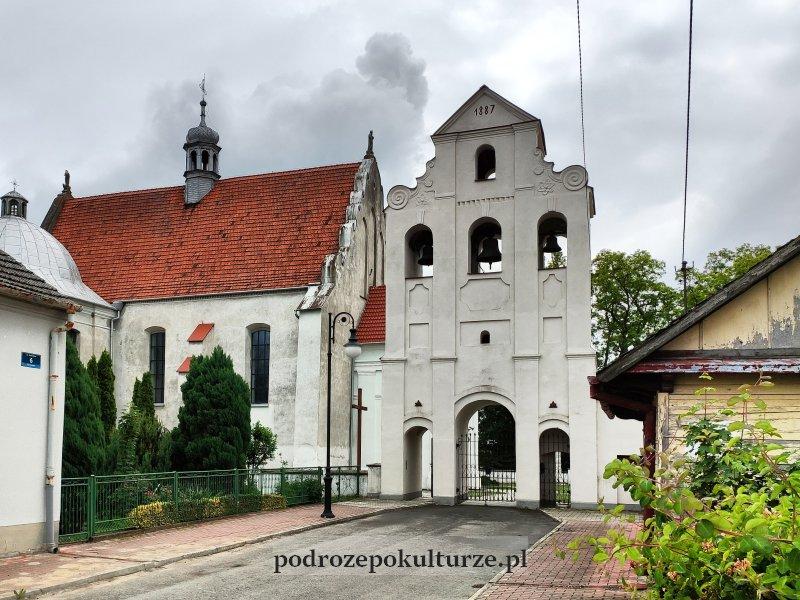 Opatowiec najmniejsze miasto w Polsce