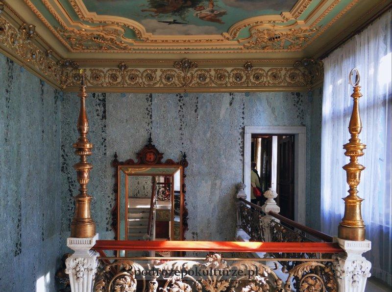 nieznane atrakcje Polski pałac Dietla w Sosnowcu