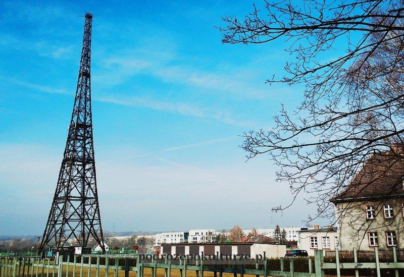 17 zaskakujących i nieznanych miejsc w Polsce najwyższa drewniana konstrukcja Europy Gliwice