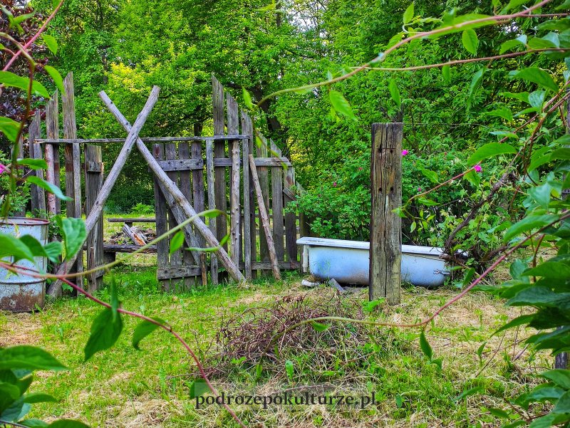 Ogród w Ekosamotnii