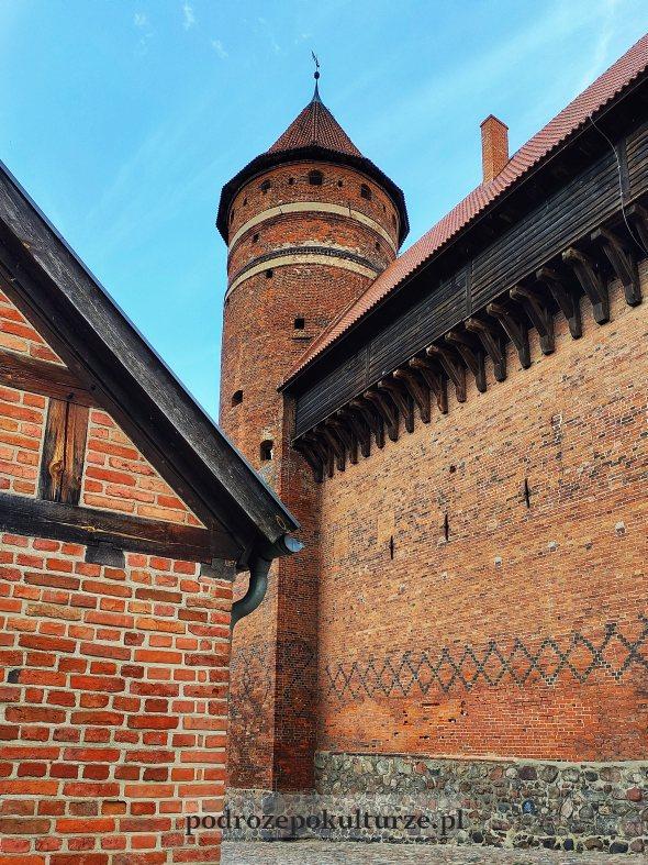 Olsztyn zamek kapituły warmińskiej