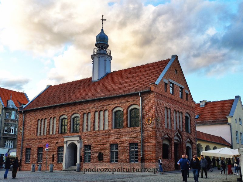 Ratusz Staromiejski Olsztyn