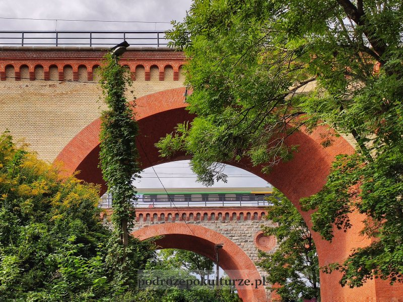 Mosty kolejowe w Olsztynie