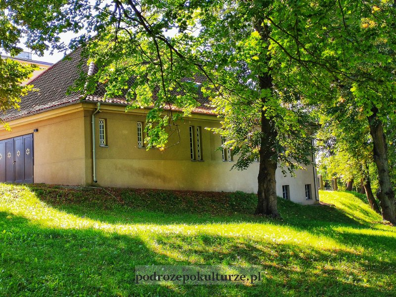 Dom przedpogrzebowy Bet Tahara w Olsztynie