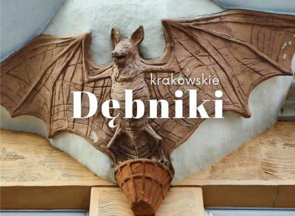 Dębniki w Krakowie - kamienica pod nietoperzem